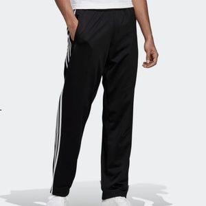 Vintage Adidas Black Joggers Track Pants  Size L